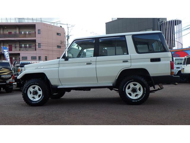 トヨタ ランドクルーザー70 LX 5速 ZEAL2インチUP KM2新品 ブラッドレーV
