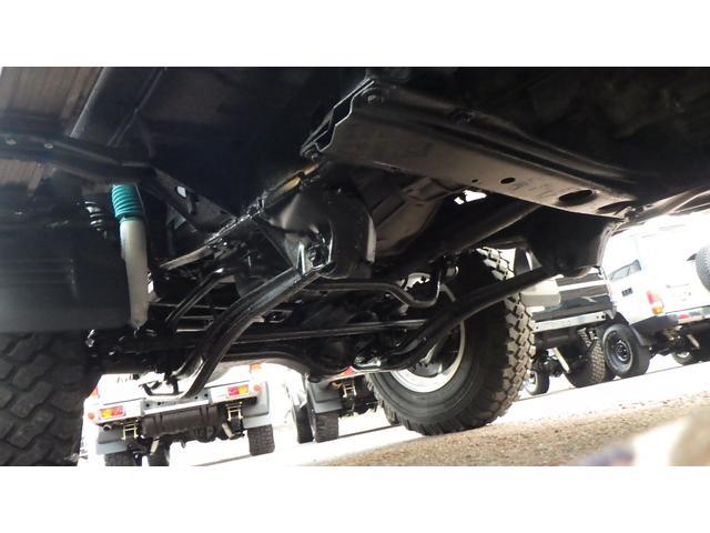 トヨタ ランドクルーザー70 LXデフロック 最終型 ZEAL2インチUP ブラッドレーV