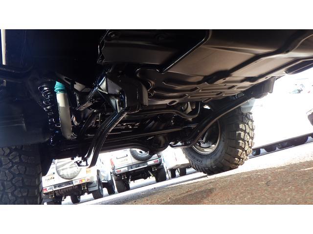 トヨタ ランドクルーザー70 LX最終型 ZEAL2インチUP ブラッドレーV KM2新品