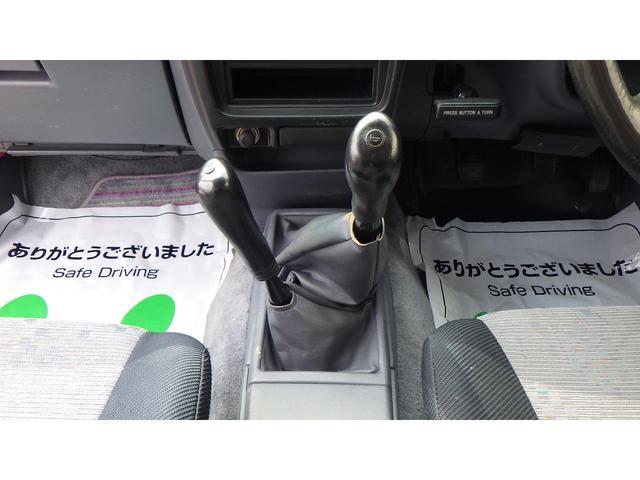 エクストラキャブ ワイド後期 5速 5Lエンジン リフトUP(24枚目)