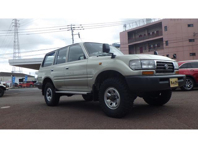 「トヨタ」「ランドクルーザー80」「SUV・クロカン」「大分県」の中古車4