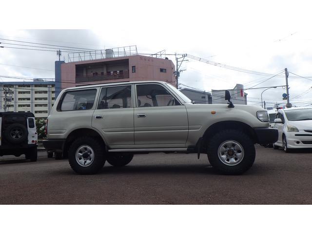 「トヨタ」「ランドクルーザー80」「SUV・クロカン」「大分県」の中古車5