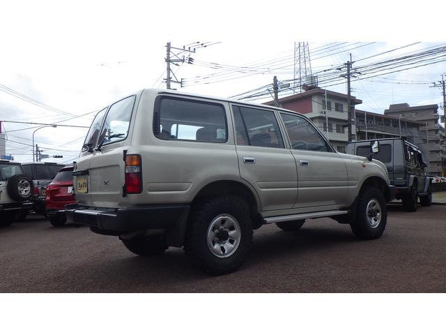 「トヨタ」「ランドクルーザー80」「SUV・クロカン」「大分県」の中古車6