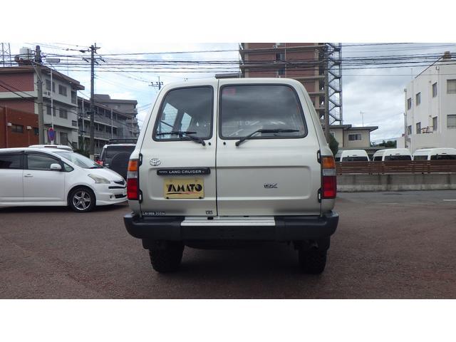 「トヨタ」「ランドクルーザー80」「SUV・クロカン」「大分県」の中古車7