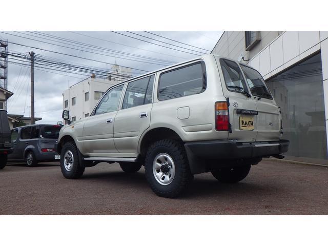 「トヨタ」「ランドクルーザー80」「SUV・クロカン」「大分県」の中古車9