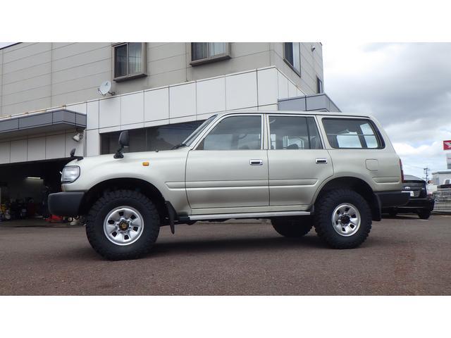 「トヨタ」「ランドクルーザー80」「SUV・クロカン」「大分県」の中古車10