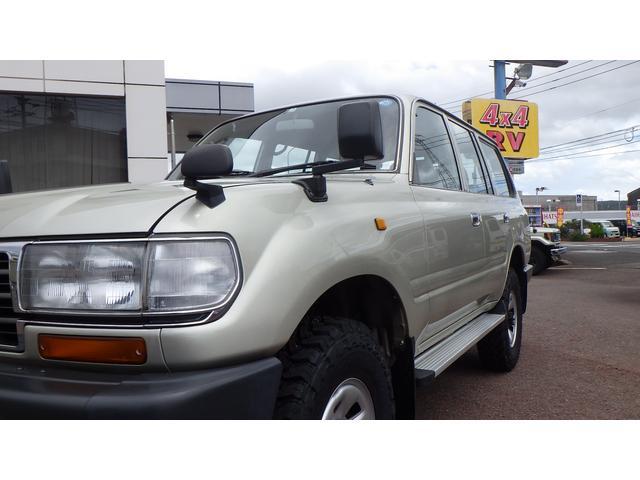「トヨタ」「ランドクルーザー80」「SUV・クロカン」「大分県」の中古車43