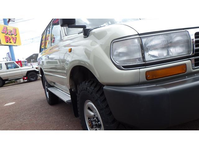 「トヨタ」「ランドクルーザー80」「SUV・クロカン」「大分県」の中古車46