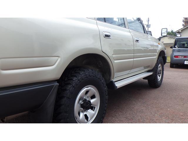 「トヨタ」「ランドクルーザー80」「SUV・クロカン」「大分県」の中古車50