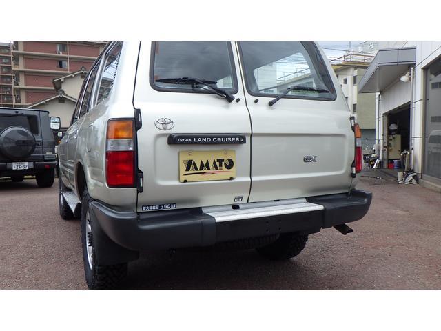 「トヨタ」「ランドクルーザー80」「SUV・クロカン」「大分県」の中古車51