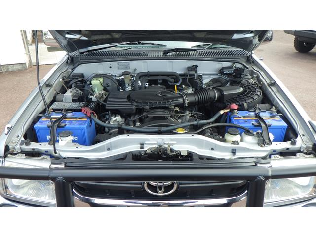 EXキャブ ワイド5Lエンジン 5速 最終型 リアデフロック(32枚目)