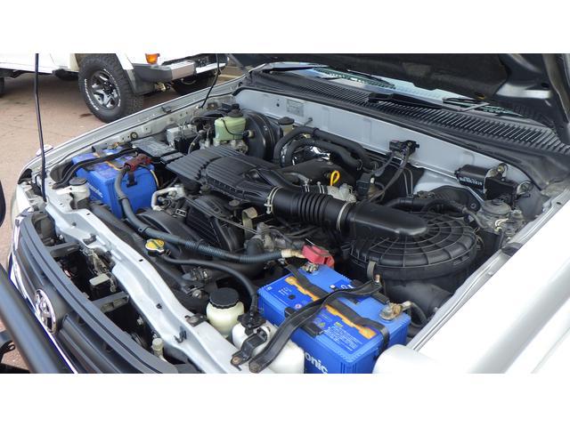 EXキャブ ワイド5Lエンジン 5速 最終型 リアデフロック(33枚目)