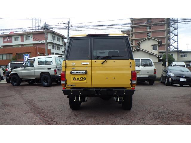「トヨタ」「ランドクルーザー70」「SUV・クロカン」「大分県」の中古車8