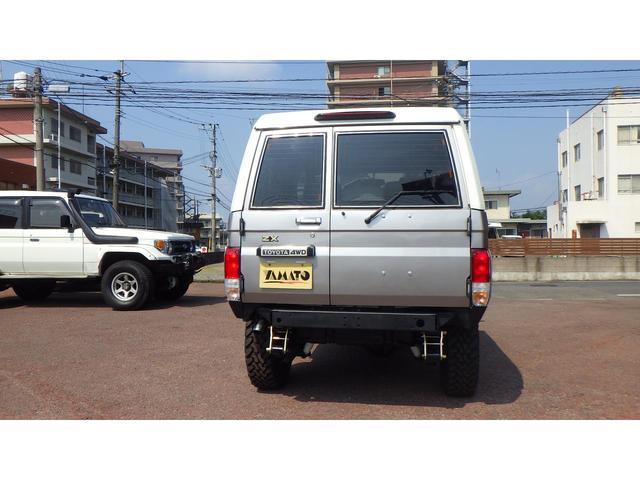 「トヨタ」「ランドクルーザー70」「SUV・クロカン」「大分県」の中古車7