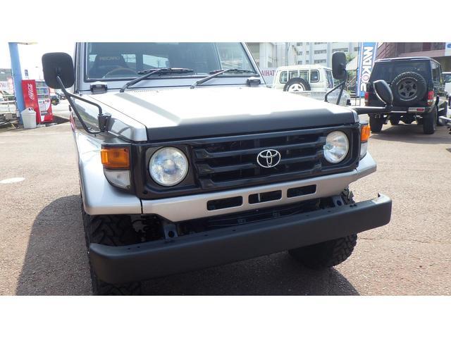 「トヨタ」「ランドクルーザー70」「SUV・クロカン」「大分県」の中古車39