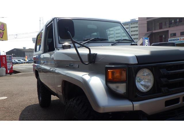 「トヨタ」「ランドクルーザー70」「SUV・クロカン」「大分県」の中古車40