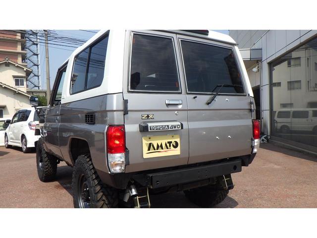「トヨタ」「ランドクルーザー70」「SUV・クロカン」「大分県」の中古車44