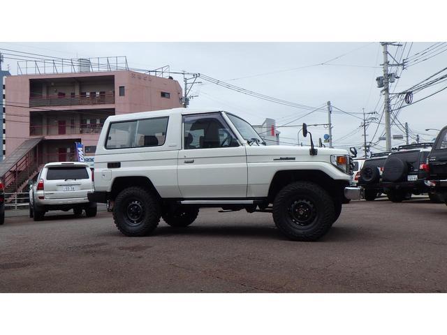 「トヨタ」「ランドクルーザー70」「SUV・クロカン」「大分県」の中古車6