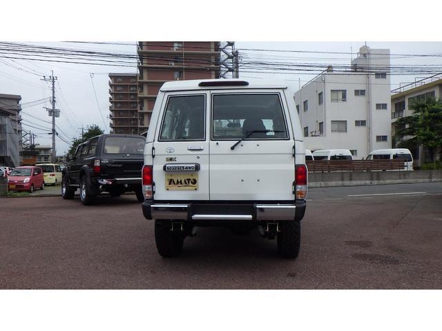 「トヨタ」「ランドクルーザー70」「SUV・クロカン」「大分県」の中古車9