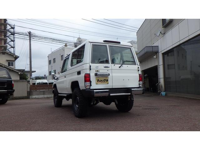 「トヨタ」「ランドクルーザー70」「SUV・クロカン」「大分県」の中古車10