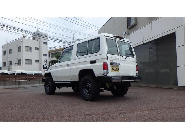「トヨタ」「ランドクルーザー70」「SUV・クロカン」「大分県」の中古車11