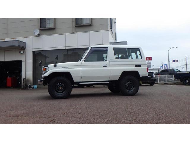「トヨタ」「ランドクルーザー70」「SUV・クロカン」「大分県」の中古車12