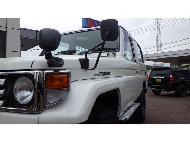 「トヨタ」「ランドクルーザー70」「SUV・クロカン」「大分県」の中古車41