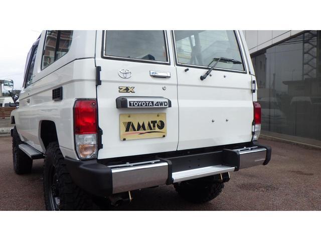「トヨタ」「ランドクルーザー70」「SUV・クロカン」「大分県」の中古車48