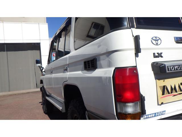 「トヨタ」「ランドクルーザー70」「SUV・クロカン」「大分県」の中古車47
