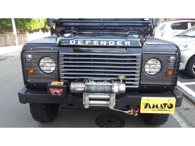 「ランドローバー」「ディフェンダー」「SUV・クロカン」「大分県」の中古車26