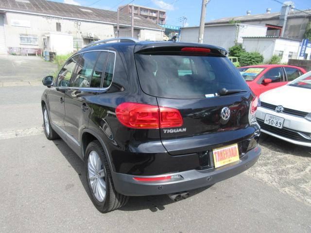 VW正規ディーラーにて点検整備致しますので安心して御乗りできます。