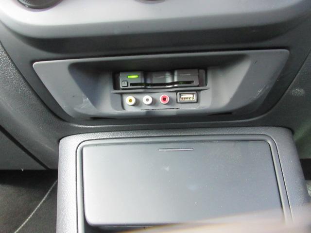 USB AV入力端子付き