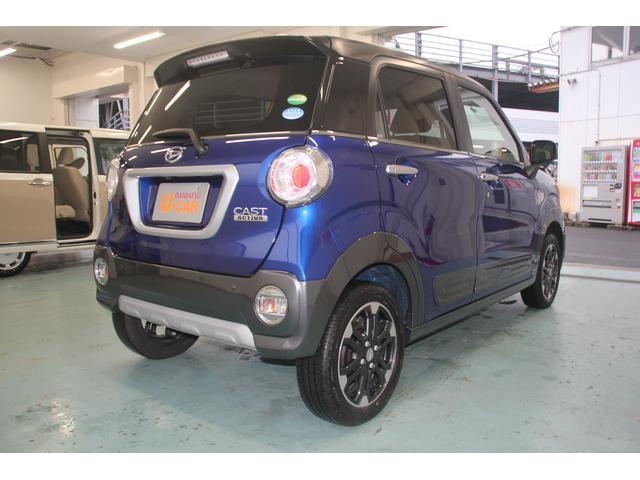 「ダイハツ」「キャスト」「コンパクトカー」「長崎県」の中古車5