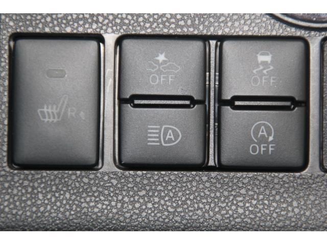 運転席シートヒーター、スイッチ類
