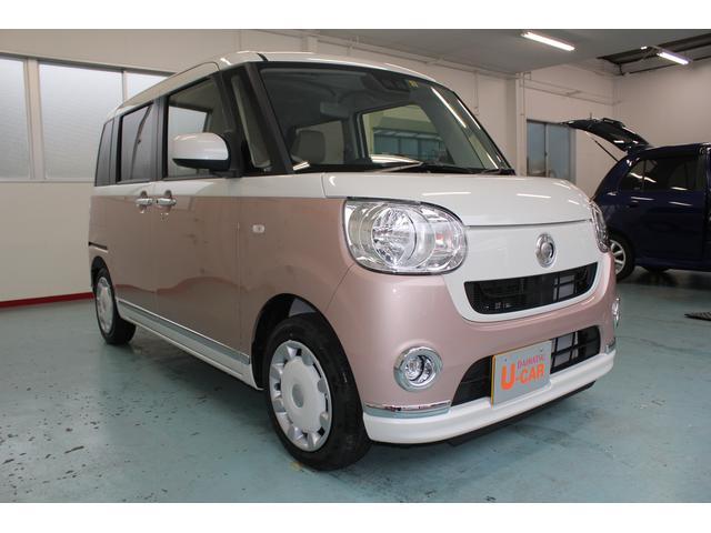 「ダイハツ」「ムーヴキャンバス」「コンパクトカー」「長崎県」の中古車3