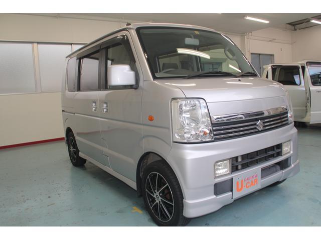 「スズキ」「エブリイワゴン」「コンパクトカー」「長崎県」の中古車3