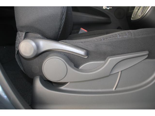 運転席シートリフター