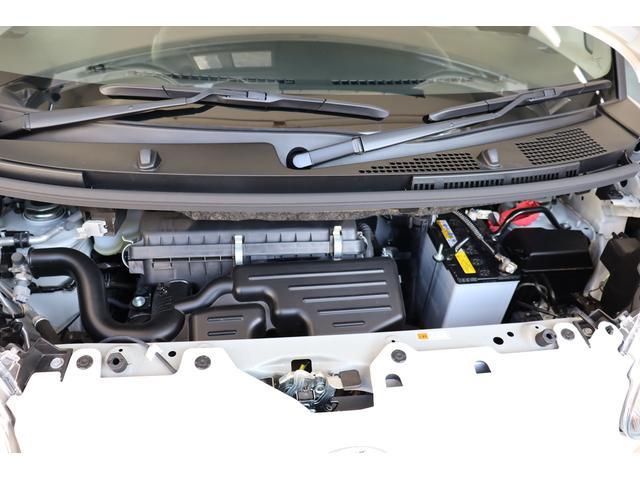 Xメイクアップリミテッド SAIII 衝突被害軽減ブレーキ 届出済未使用車 オーディオレス(46枚目)