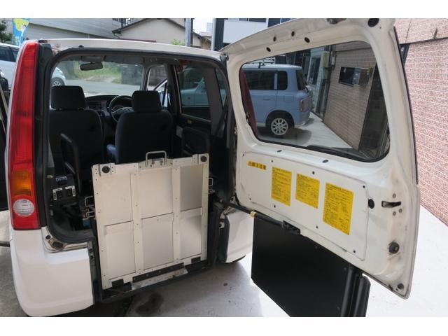 スローパー 福祉車両   外装補修塗装済み(20枚目)