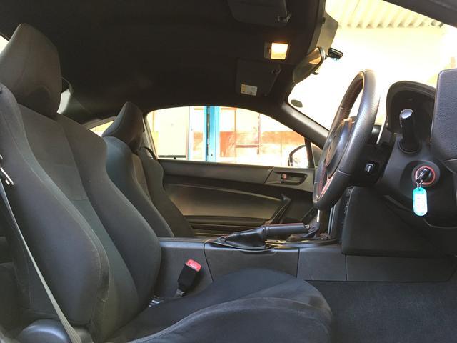 トヨタ 86 G 新品社外SDナビ フルセグ TRDマフラー 車高調