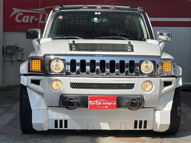 「ハマー」「ハマーH3」「SUV・クロカン」「福岡県」の中古車2