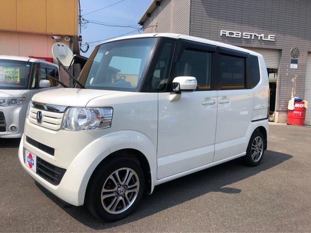 「ホンダ」「N-BOX」「コンパクトカー」「大分県」の中古車3