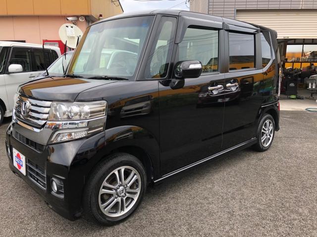 「ホンダ」「N-BOXカスタム」「コンパクトカー」「大分県」の中古車3