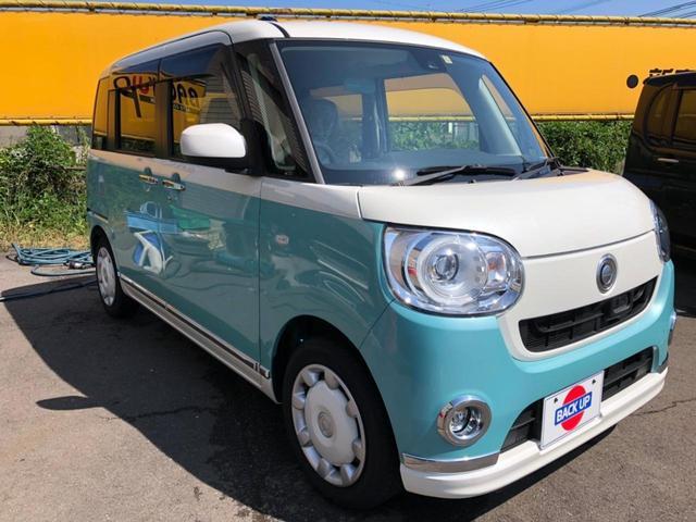 「ダイハツ」「ムーヴキャンバス」「コンパクトカー」「大分県」の中古車7