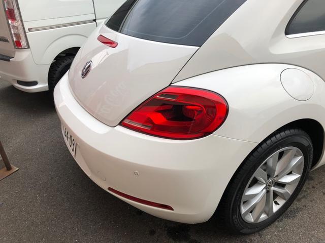 「フォルクスワーゲン」「VW ザビートル」「クーペ」「大分県」の中古車6