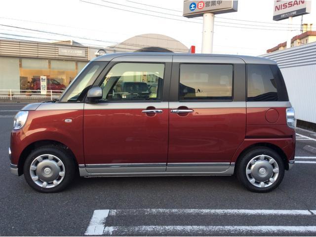 「ダイハツ」「ムーヴキャンバス」「コンパクトカー」「福岡県」の中古車5