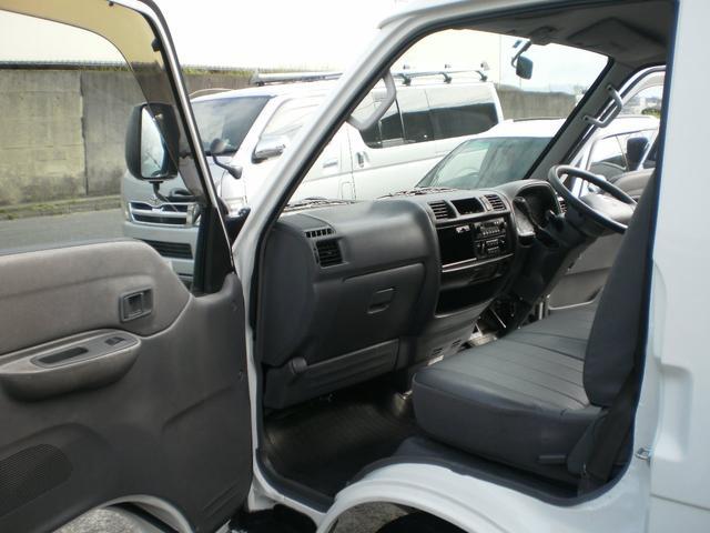 DX 平床ハイルーフ 両側スライドドア Wタイヤ ETC(16枚目)