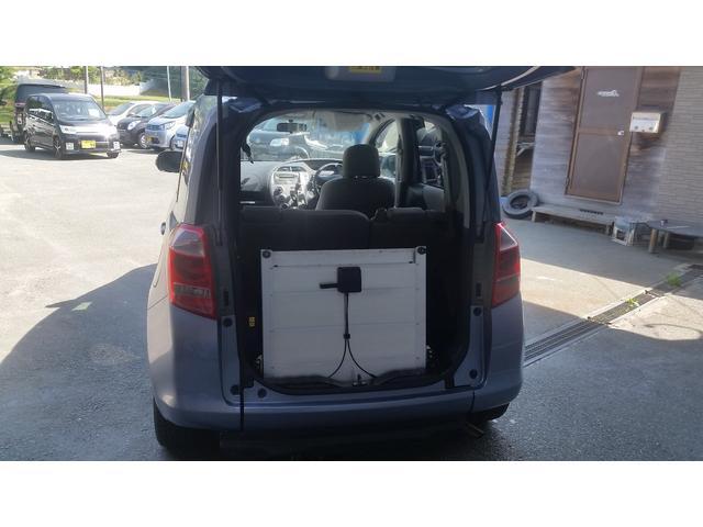 G 車いす仕様車 スロープタイプ タイプ1 走行5万km(9枚目)
