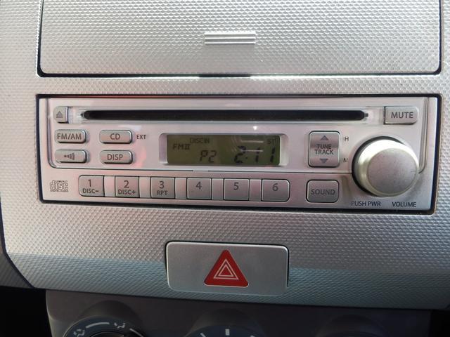 マツダ AZワゴン FX CDコンポ キーレス 電格ミラー