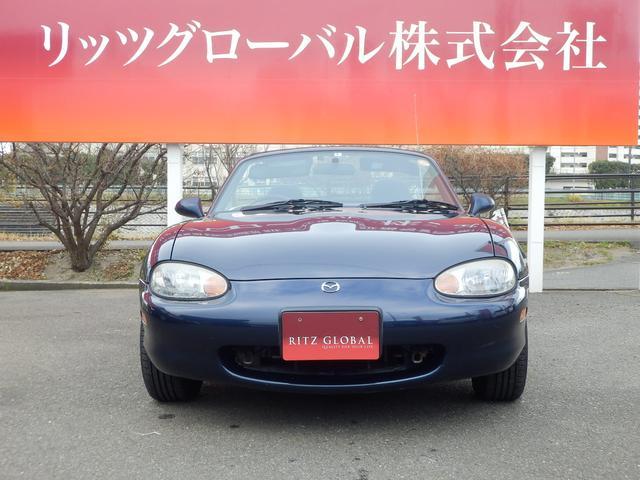 マツダ ロードスター スペシャルパッケージ アルミ付 ETC付